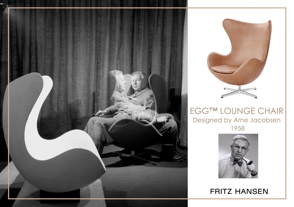 Egg chair fotel Mobili Mania Design Bútorstúdió
